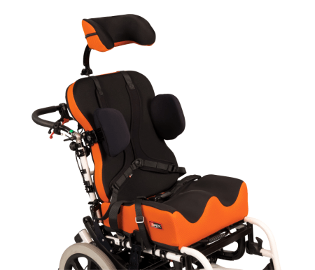 Spex Classic Back Support Wheelchair